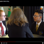West of England Mentoring students video